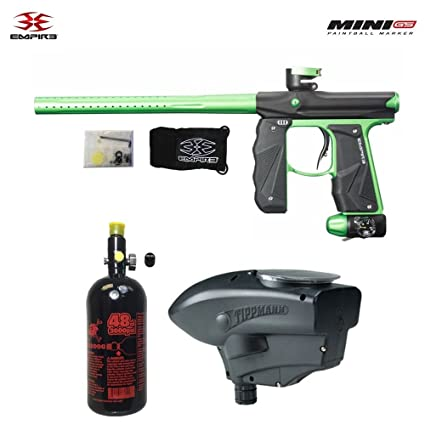 424c66c908bef7 Amazon.com : Empire Mini GS Basic HPA Paintball Gun Package - Black ...