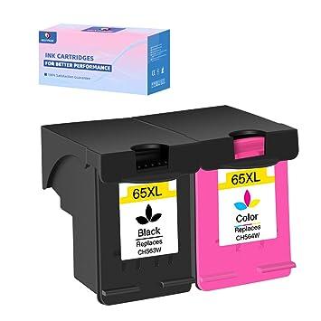NEXTPAGE - Cartucho de Tinta de Repuesto para HP 65XL 65 XL de ...