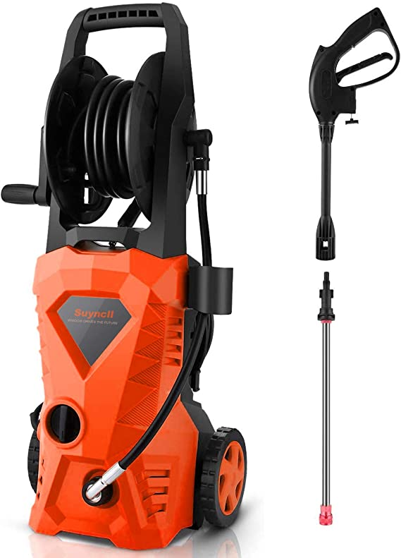Suyncll 3000PSI Electric Power Washer