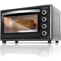 Cecotec Bake&Toast 750 Gyro - Horno Conveccion Sobremesa, 2000 W, 12 Modos, Temperatura hasta 230ºC y Tiempo hasta 60…