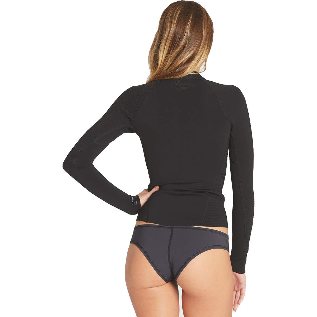 Billabong Womens Peeky Wetsuit Jacket JWSHTBSL