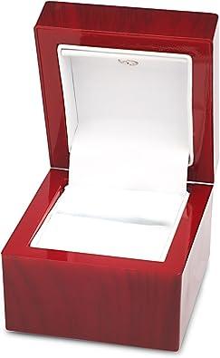 Caja para anillo con LED, caja para anillo, estuche para anillo: Amazon.es: Joyería