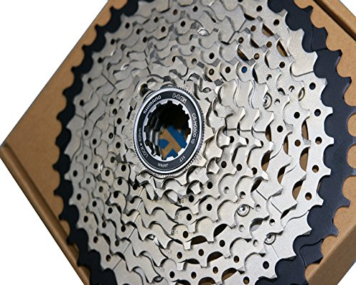 JGbike Shimano DEORE 10-Speed 11-42T MTB Cassette CS-HG500 with 22mm Rear derailleur Link by JGbike (Image #5)