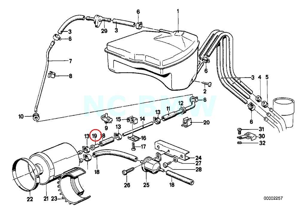 F10 528i Fuse Box