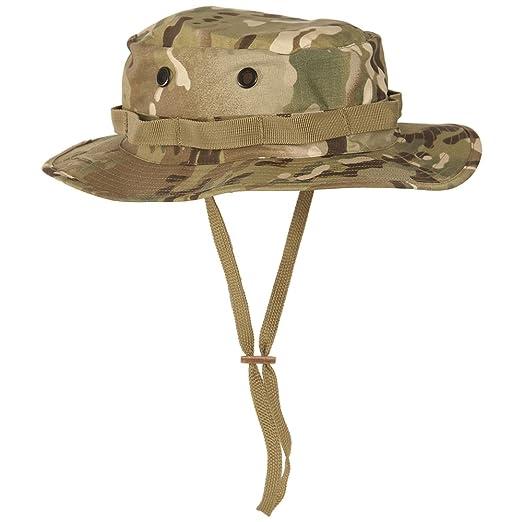 Teesar GI Boonie Hat Multitarn at Amazon Men s Clothing store  d087ee8d585