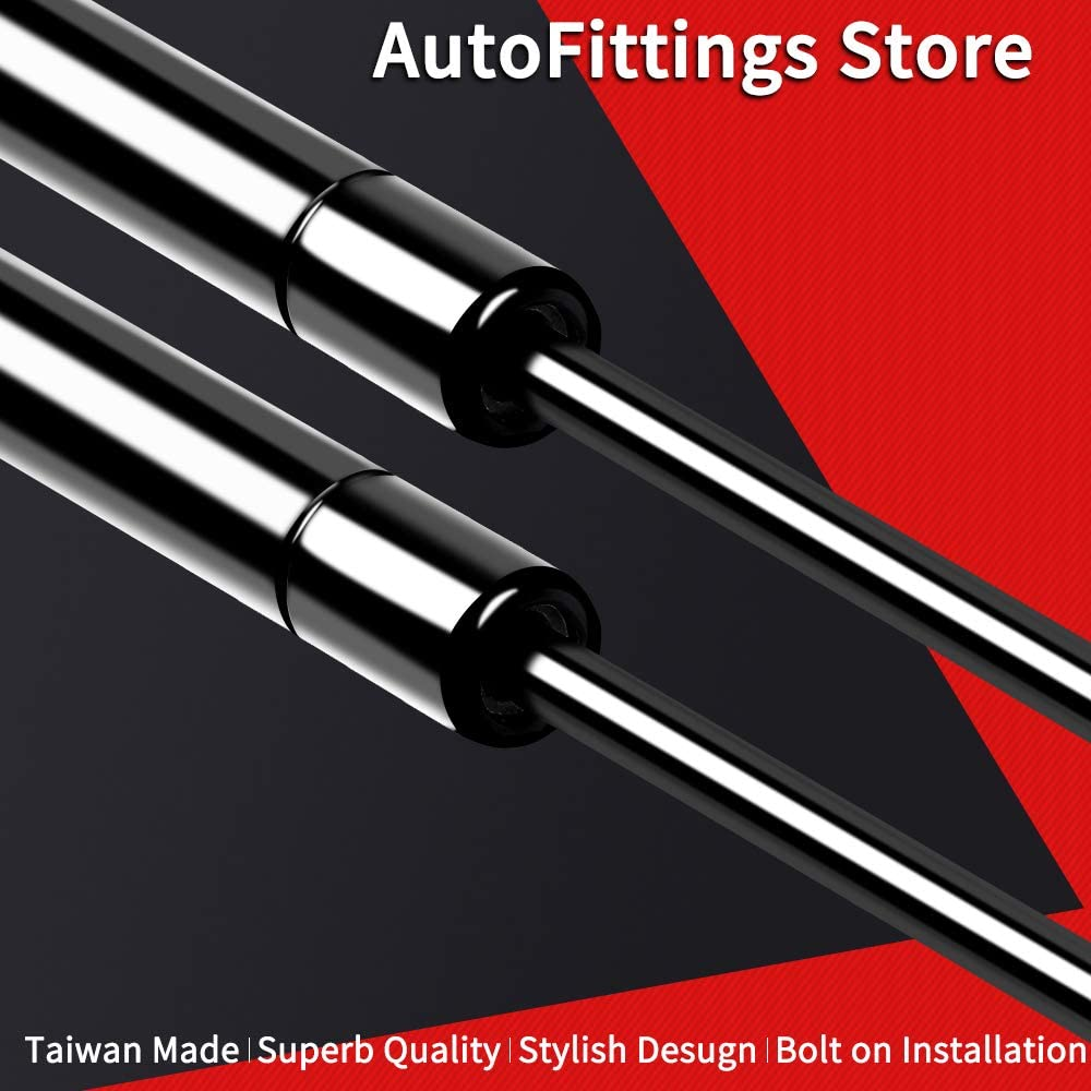 Pack of 2 1997-2004 Ford F150 F250 4478 SG404016 Hood Lift Support for 1997-2006 Ford Expedition OTUAYAUTO Front Hood Shock Struts