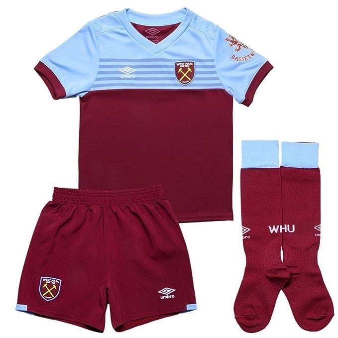UMBRO West Ham Home Bañador, Bebé-Niños: Amazon.es: Deportes y ...