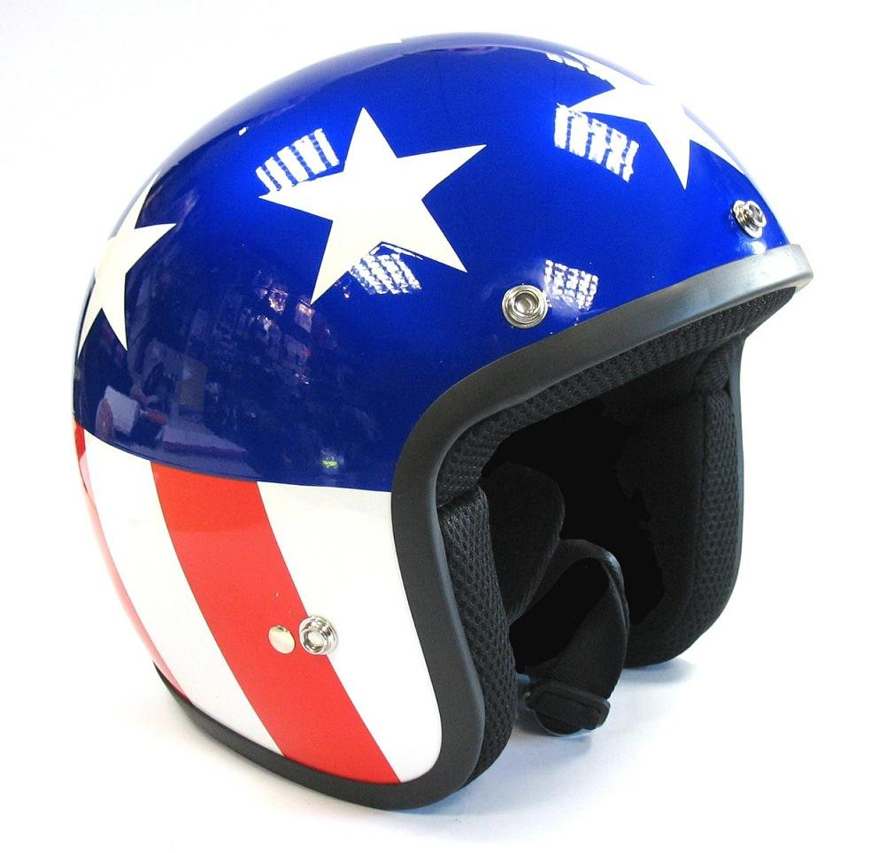 Viper RS-04/ Open Face am/éricain Easy Rider Casque de moto scooter Mod