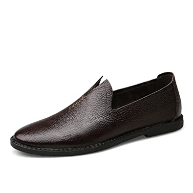 Boy's Men's Fanshaped Slip-On Leisure Casual Spring Loafers