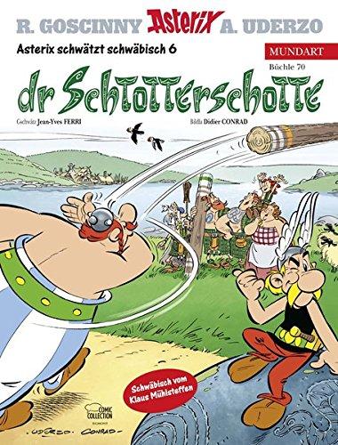 Asterix Mundart Schwäbisch VI: Dr Schtotterschotte Gebundenes Buch – 6. November 2014 Jean-Yves Ferri Didier Conrad Klaus-Dieter Mühlsteffen Egmont Comic Collection
