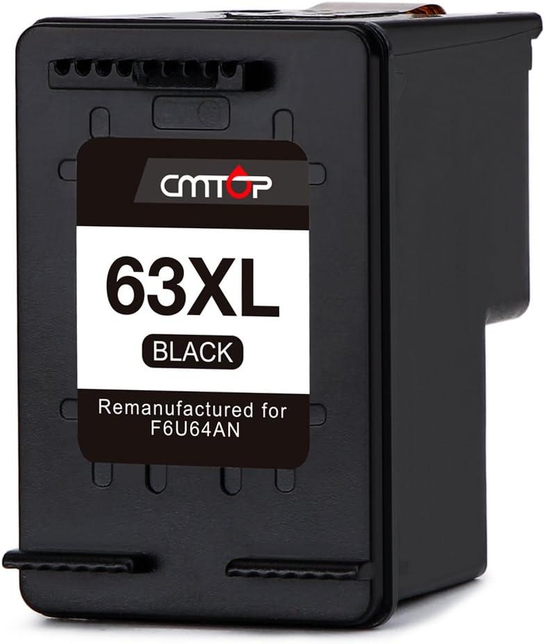Amazon.com: cmtop 63 x l cartuchos de tinta remanufacturados ...