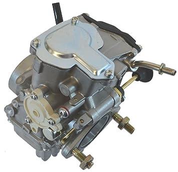 amazon com 1996 1997 1998 yamaha kodiak 400 carburetor yfm 400 4x4 rh amazon com
