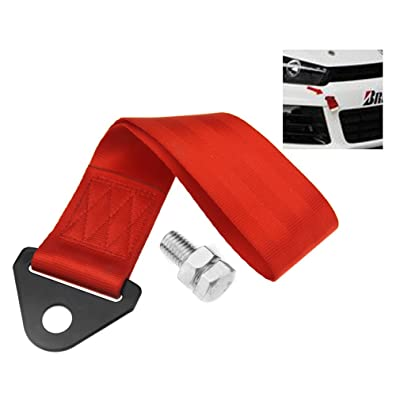 Micro Trader Racing Cars Rally Competition Towing Straps: Automotive