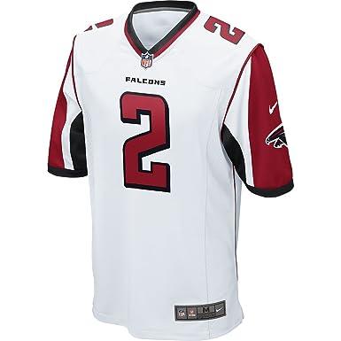 Oficial Nike FÚTBOL AMERICANO Atlanta Falcons Matt Ryan juego Jersey en color blanco, color blanco, tamaño XXL: Amazon.es: Deportes y aire libre