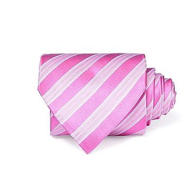 WERLM Corbata de seda para hombres trajes de vestir seda de ...