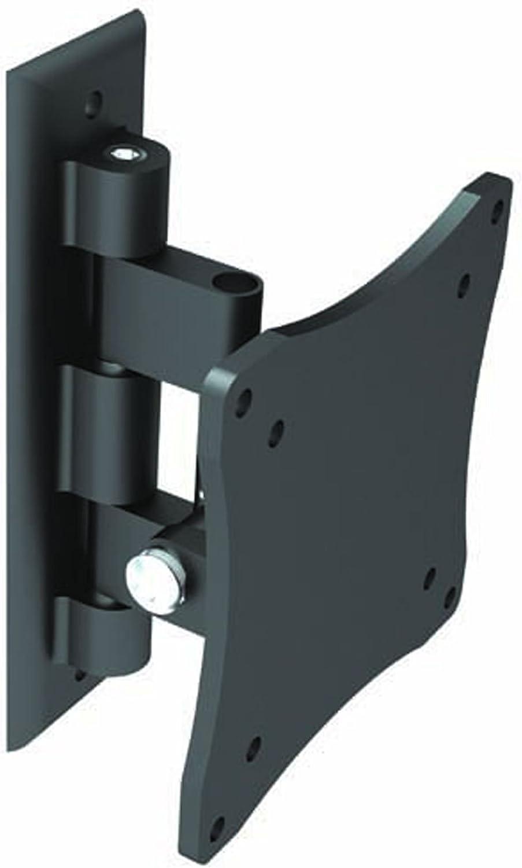 Black Full-Motion Tilt/Swivel Wall Mount Bracket for Dell 2009Wt 20