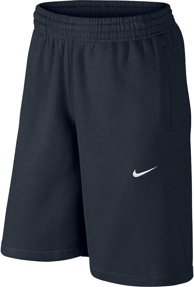 Nike Men's Club Shorts Swoosh Shorts: Amazon.co.uk: Clothing