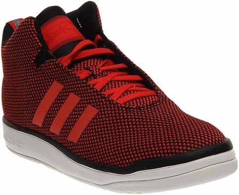 adidas sneaker rouge