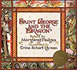 img - for Saint George and the Dragon by Margaret Hodges (1990-09-04) book / textbook / text book