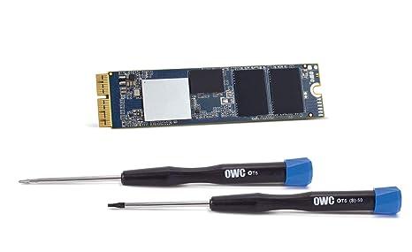 OWC Aura Pro X2 SSD con Kit de actualización para Mac Mini 2014 ...