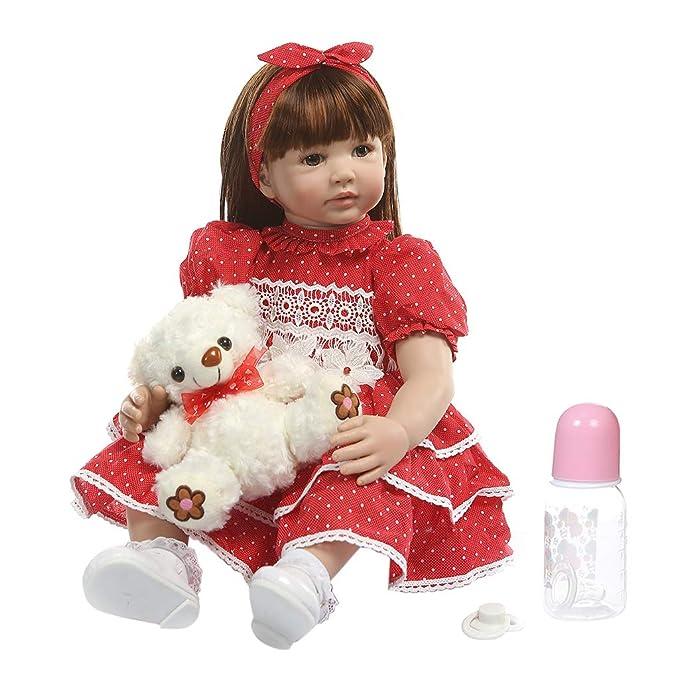 Amazon.com: Lipiny Venta Muñecas Bebé Reborn Muñeca Reborn ...