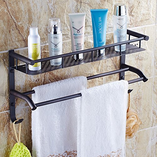 delicate Brass pendant/ European style bath Towel rack/towel rack/Towel Bar/shelf /Bathroom Accessories-Q