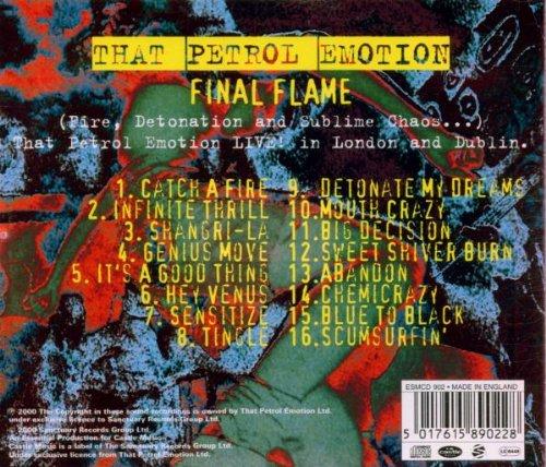 Final Flame : Amazon.es: Música