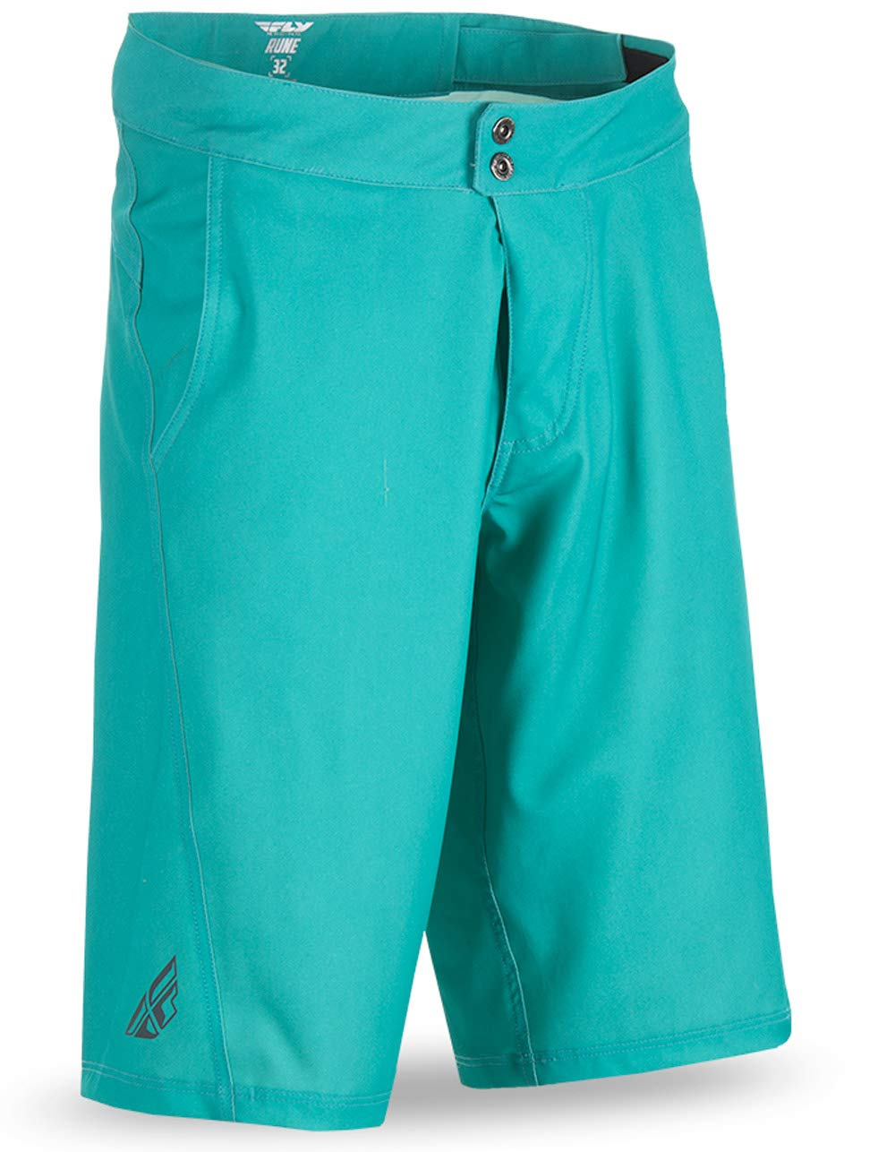 Fly Racing Unisex-Adult Rune Shorts Teal Size 32 353-25932
