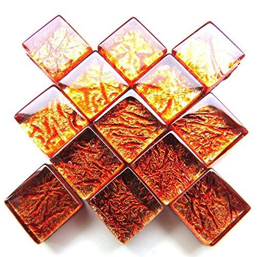Arsenic Craft Mosaic tiles 10mm 50g Foil