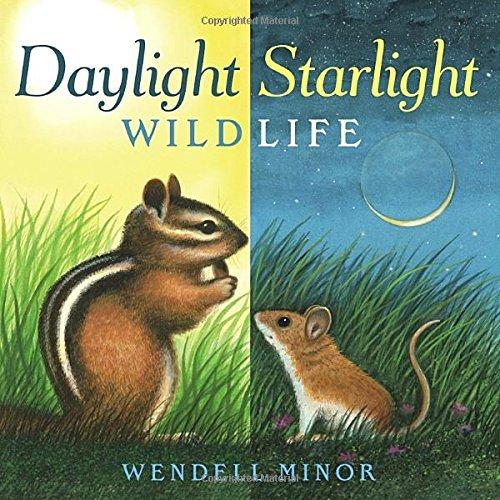 Daylight Starlight Wildlife: Wendell Minor: 9780399246623: Amazon ...