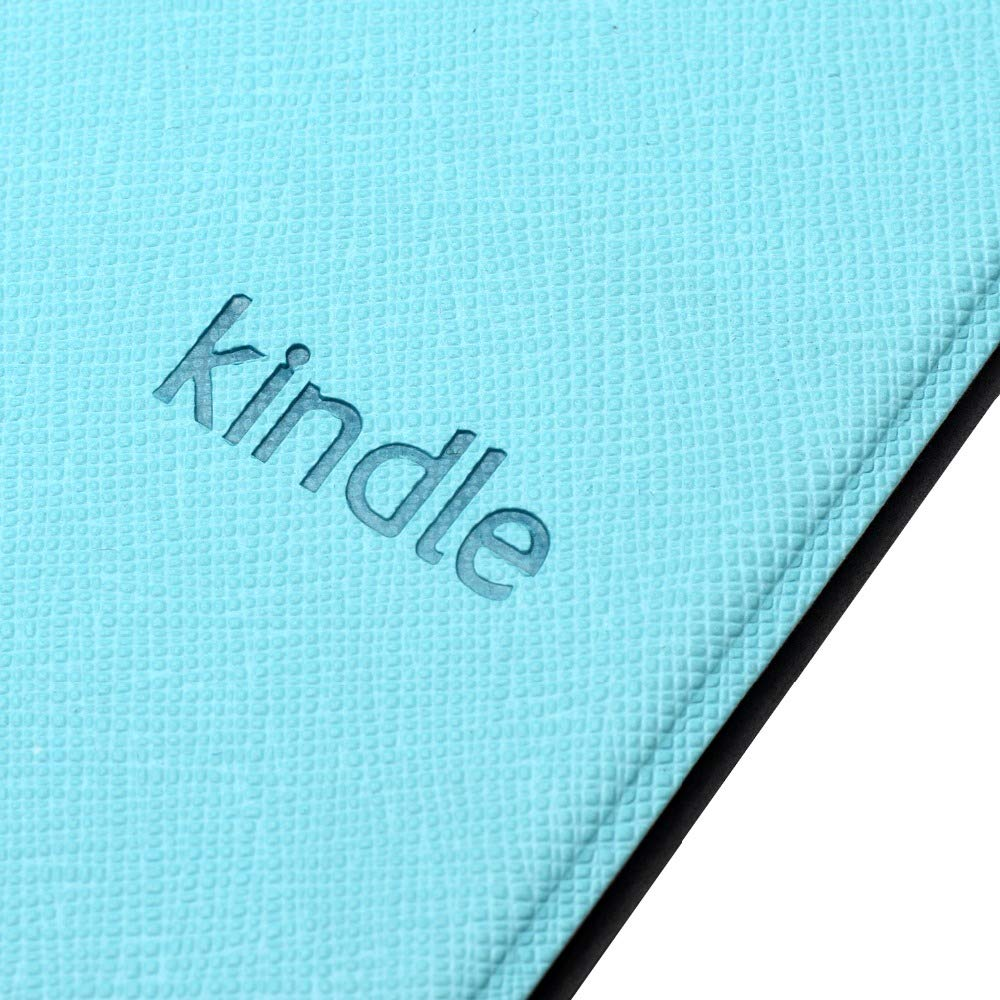 Xuxuou EasyAcc Kindle Paperwhite Housse,Etui Liseuse Kindle Paperwhite Ultra-Mince Etui /Étui en Cuir pour Kindle Paperwhite1//2//3 Rouge