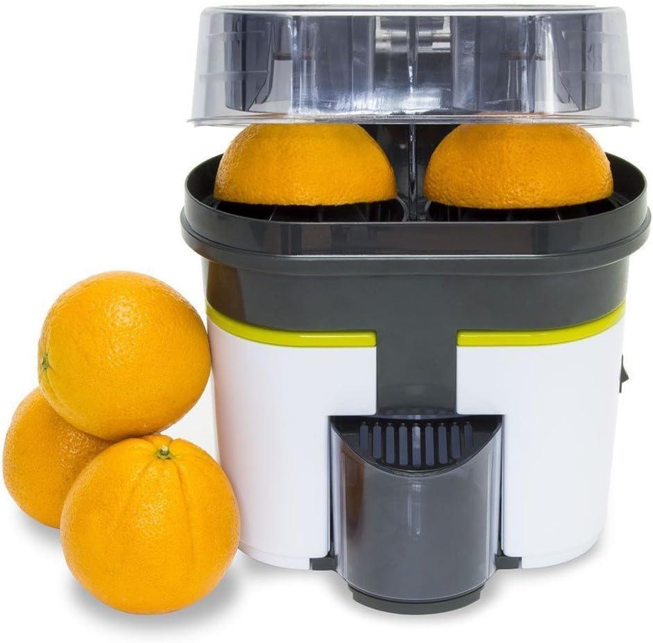TOP SHOP CECOTEC Cecojuicer Zitrus Extractor de jugo 500 ml Una cabeza doble 90 vatios