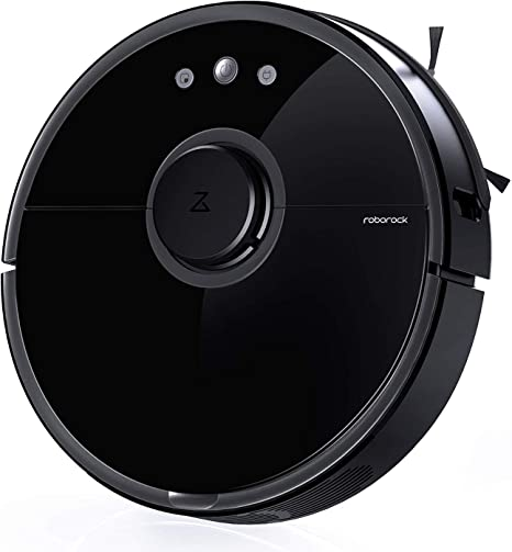 Roborock Smart Robotic Vacuum Cleaner S552-00 Negro (EU Version ...