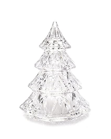 """Marquis by Waterford Christmas Tree 3.5"""" - Amazon.com: Marquis By Waterford Christmas Tree 3.5"""": Home & Kitchen"""