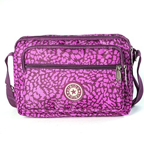 for Waffen bag Leopard Crossbody Bags Fashion Handbags women Bag and WPqq06x4w