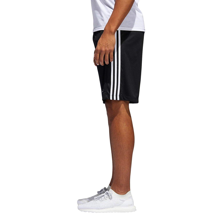adidas Mens Training Designed-2-Move 3 Stripes Short