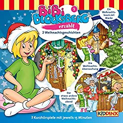 Weihnachtsgeschichten (Bibi erzählt - Kurzhörspiel)