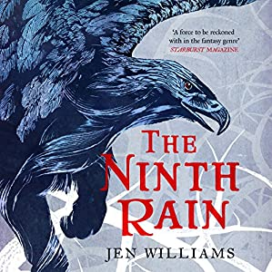 The Ninth Rain Audiobook