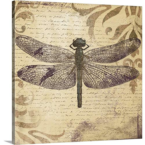 Patricia Pinto dragonfly - dragonfly wall art decor