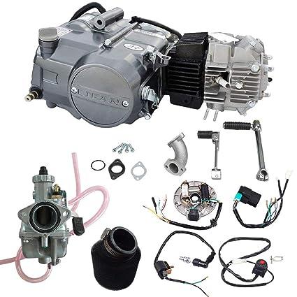 carburetor wiring harness wiring diagram mega amazon com zxtdr lifan 125cc engine motor 26mm carburetor air carburetor wiring harness
