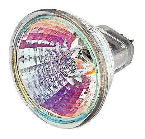 Bright White Hinkley Lighting 0016W75 MR16 Halogen Bi-Pin Light Bulb 75 Watt Wide Flood Beam