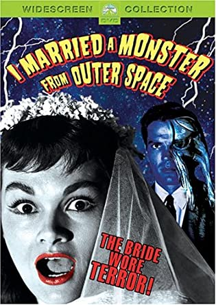 Amazon com: I Married a Monster From Outer Space: Tom Tryon