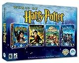 The World of Harry Potter (Sorcerer s Stone / Chamber Of Secrets / Prisoner Of Azkaban / Quidditch World Cup)