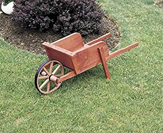 product image for DutchCrafters Small Traditional Garden Wheelbarrow