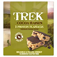 Trek Cocoa Raisin, 3x50g MPK