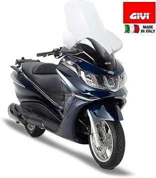 Cupolino Touring Givi Spoiler Piaggio X10 125//350// 500 12-13 trasparente
