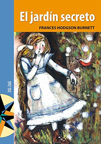 El jardín secreto de Frances Hodgson Burnett