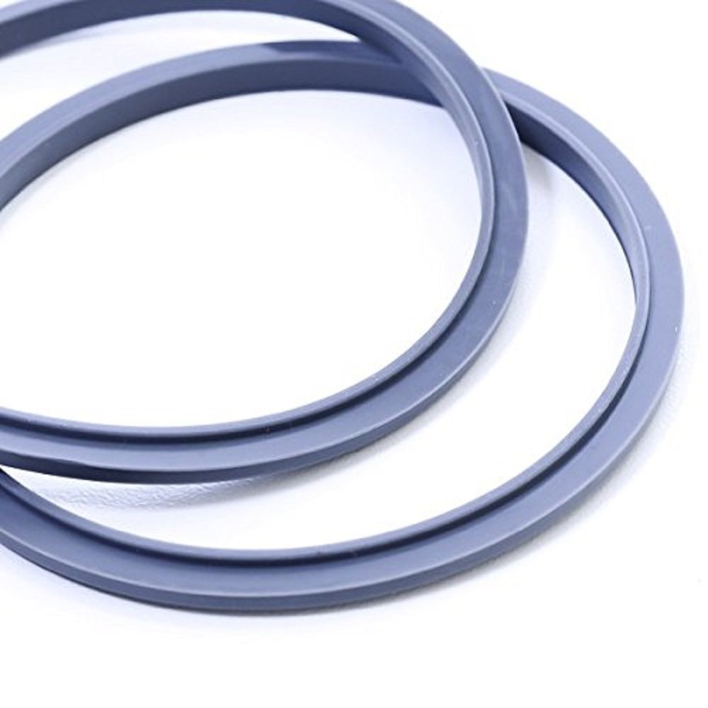 2 Gaskets, Top Quality Rubber Seal & Perfect fit - Nutribullet Replacement Parts Shop4Choice
