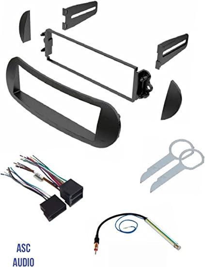 ASC Car Stereo Dash Kit, Wire Harness, Antenna Adapter, and Radio Tool Vw Beetle Wiring Harness Kit on vw beetle transmission swap, vw beetle grab handle, vw beetle chrome trim, vw beetle light bar, vw beetle transformer, vw beetle throttle position sensor, vw beetle tail light assembly, vw beetle license plate holder, vw beetle strut, vw beetle louvers, vw beetle fuel injection system, vw beetle throttle linkage, vw beetle temp sensor, vw beetle alternator kit, vw beetle antenna, vw beetle ground strap, vw bug wiring, vw beetle radio speaker, vw beetle relays, vw beetle wiring cover,