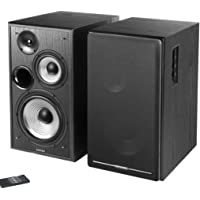 New SPE-R2750DB-BLACK R2750DB-BLACK, EDIFIER R2750DB Active 2.0 Speaker System with Sophisticated Sound in A TRI-AMP…